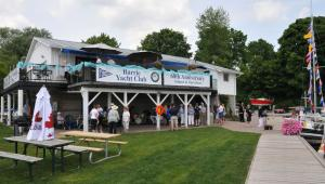 Barrie Yacht Club's facility host many of our events