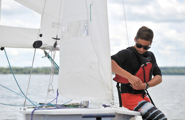 Youth Sailing Camps Lake Simcoe Barrie Yacht Club